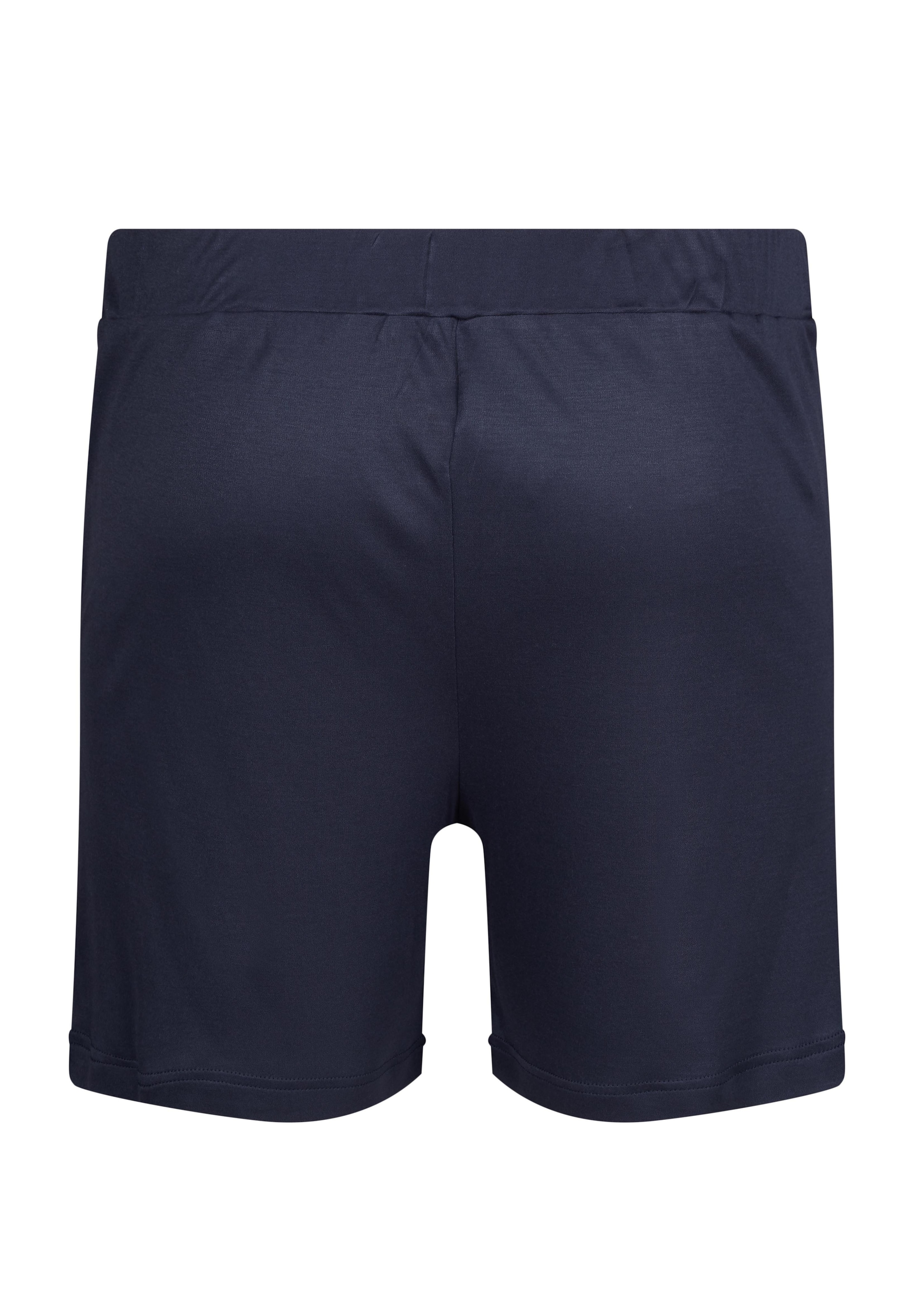 Huber Dunkelblau In Huber Sleep Shorts 3Ljq5c4AR