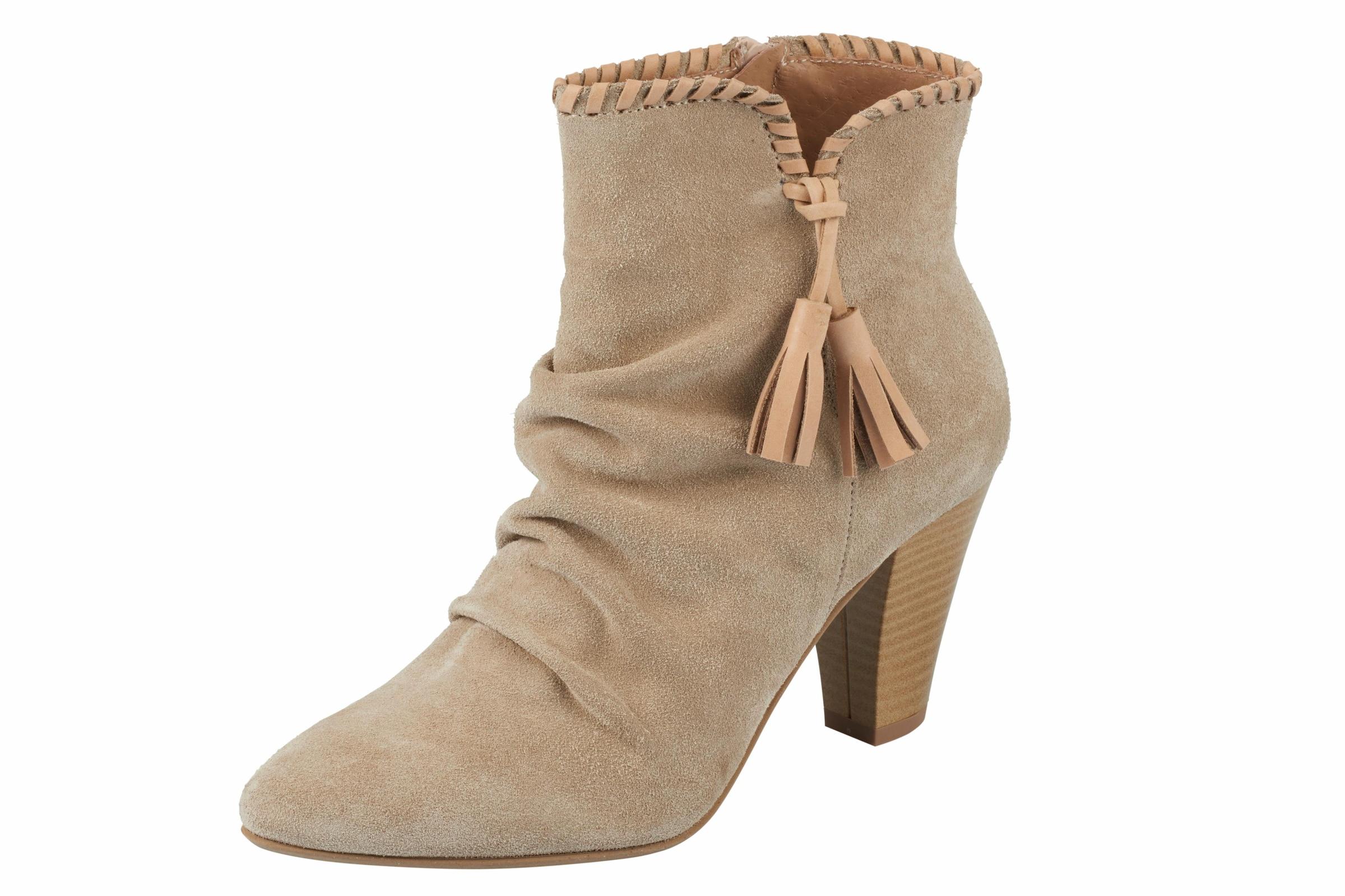 Haltbare Mode billige Schuhe heine   Stiefelette Schuhe Gut getragene Schuhe