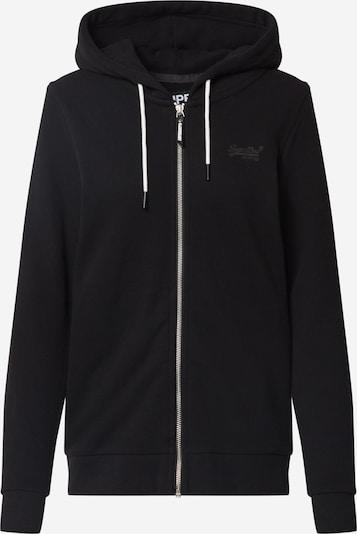 Superdry Bluza rozpinana 'OL ELITE' w kolorze czarnym, Podgląd produktu
