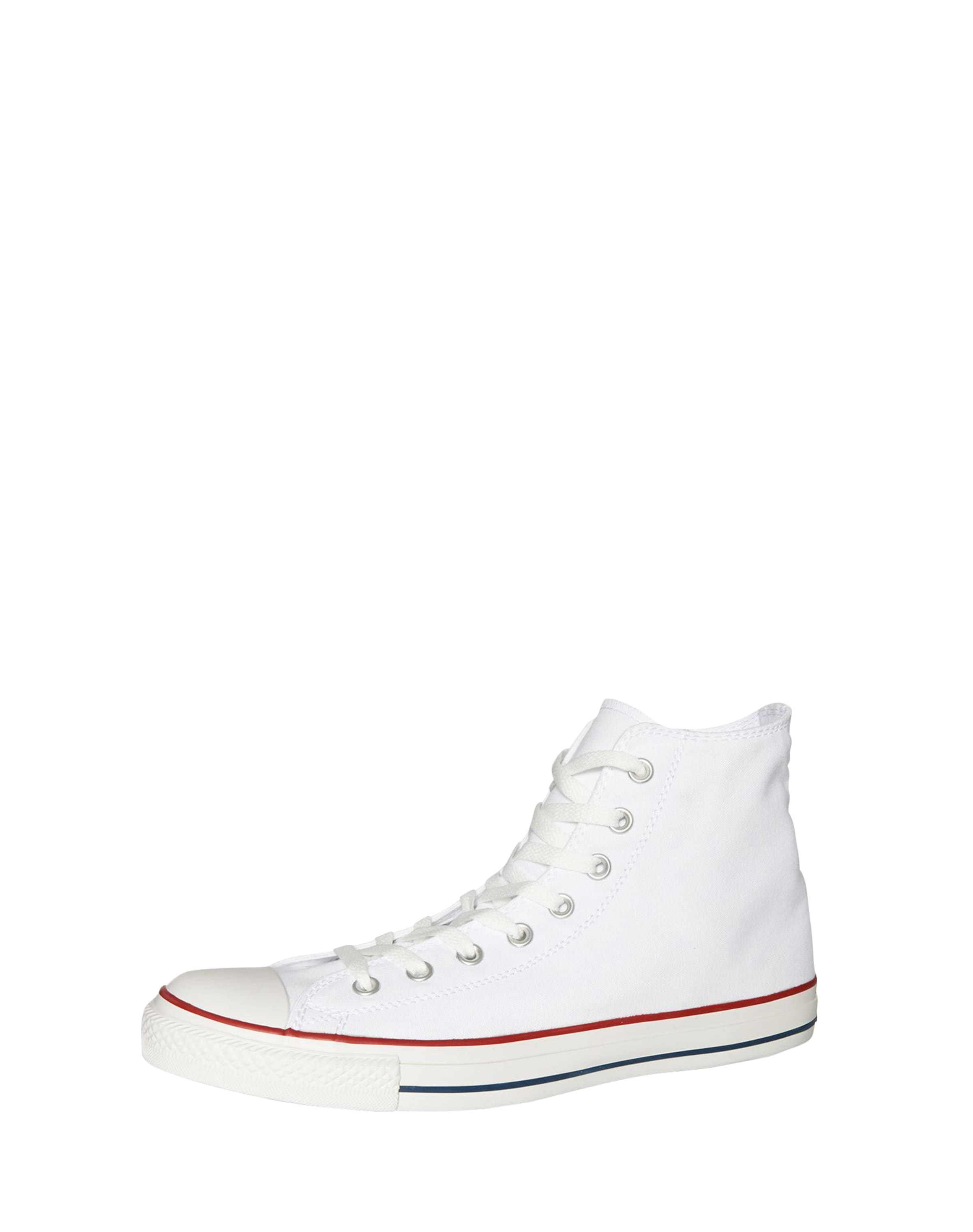 Taylor All Converse 'chuck Star' Weiß Sneaker In BlauRot 29IeDEWHY