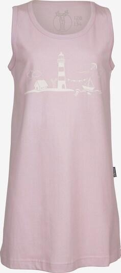 ELKLINE Kleid 'SONNIG' in rosa / weiß, Produktansicht