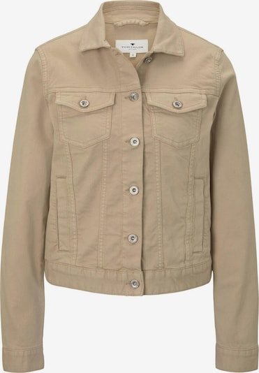 TOM TAILOR Jacken & Jackets Jeansjacke in beige, Produktansicht