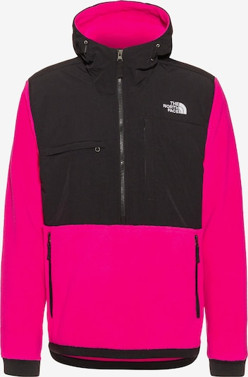 THE NORTH FACE Fleecejacke 'Denali 2' in pink / schwarz, Produktansicht