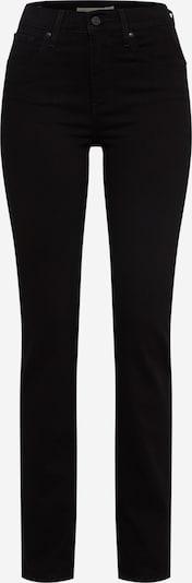 Jeans LEVI'S pe denim negru, Vizualizare produs