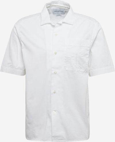 Calvin Klein Jeans Hemd in weiß, Produktansicht