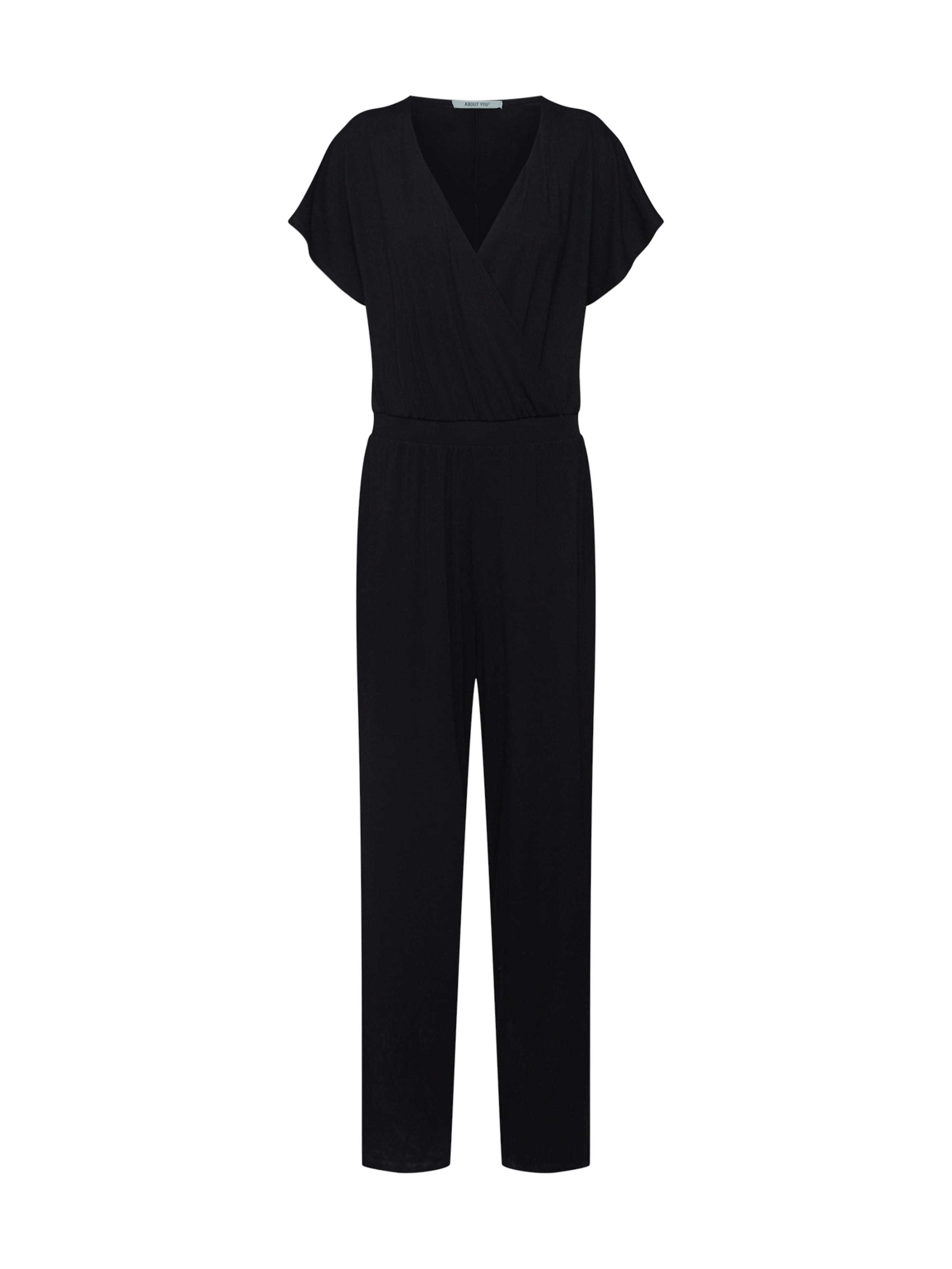 ABOUT YOU Overall 'Pamela' in schwarz