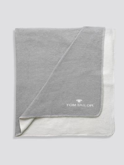 TOM TAILOR Couvertures en gris, Vue avec produit