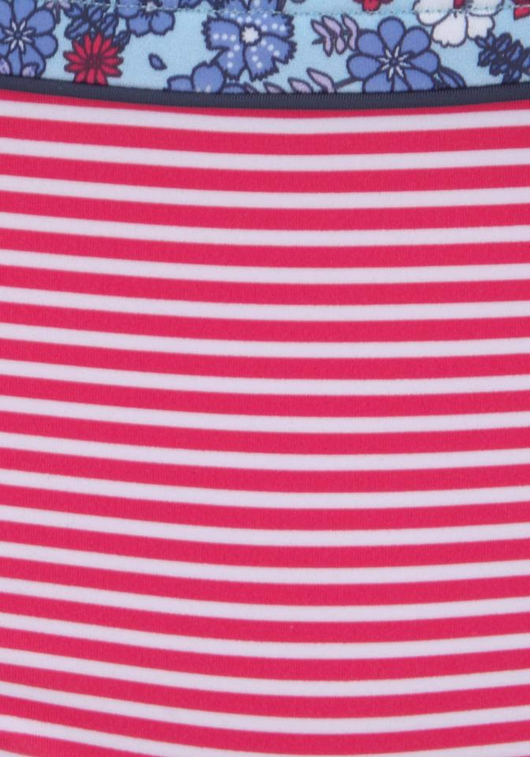 Label Beachwear hose oliver Red S BlauRot Bikini In Weiß KcTlF1J3