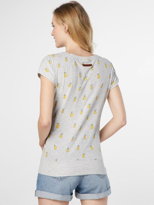 Naketano En JauneGris shirt T CrxoBdeWQ