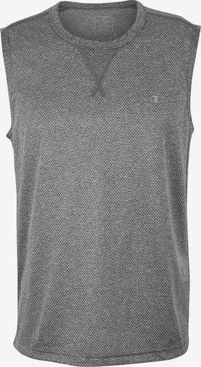 Champion Authentic Athletic Apparel T-Shirt fonctionnel en gris chiné, Vue avec produit