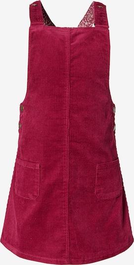 VERTBAUDET Kleid in rot: Frontalansicht