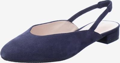 GERRY WEBER Sling-Ballerinas 'Athen 04' in blau, Produktansicht