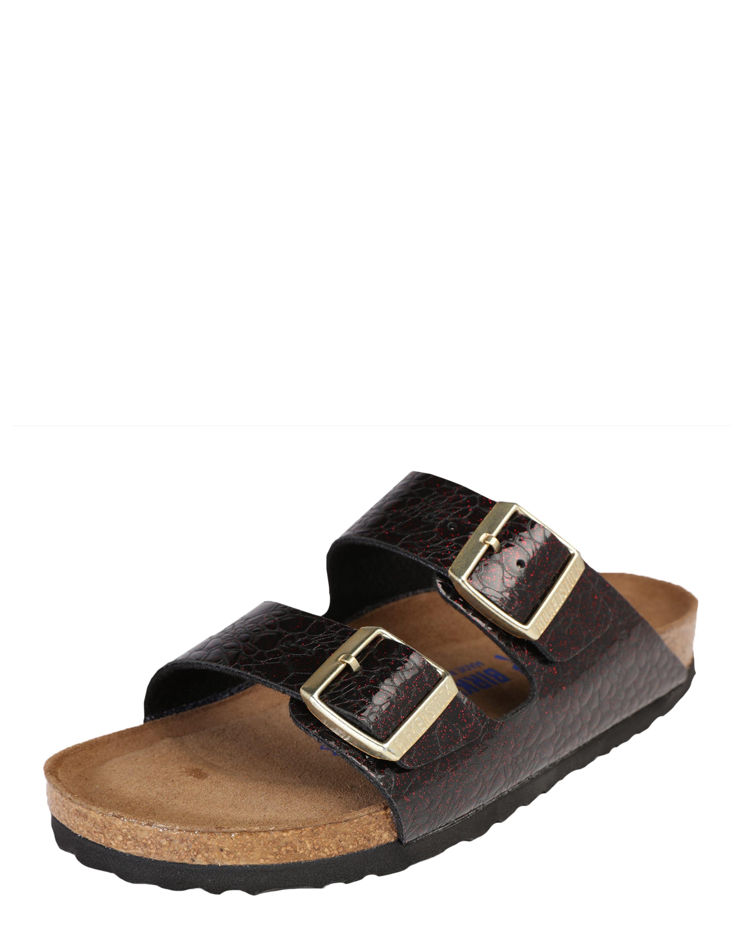BIRKENSTOCK Pantolette Arizona schmal Verschleißfeste billige Schuhe