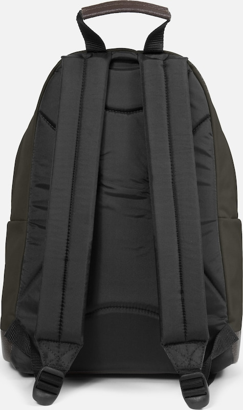 EASTPAK Authentic Collection Wyoming 18 Rucksack mit Leder 40 cm