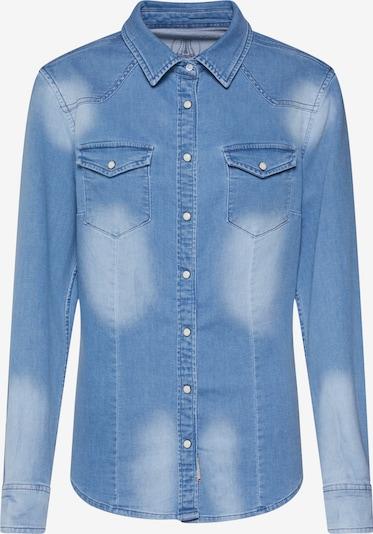 Herrlicher Bluzka 'Lilien' w kolorze jasnoniebieskim, Podgląd produktu
