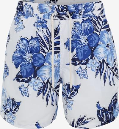POLO RALPH LAUREN Kąpielówki 'TRAVELER-SWIM' w kolorze niebieski / białym, Podgląd produktu