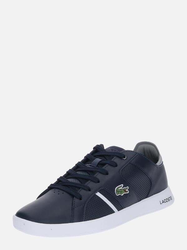 Sneaker 'novas Sma' Lacoste In Navy 119 1 wkX80OnP