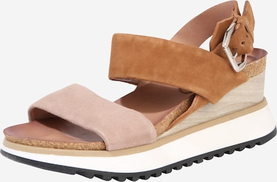 MJUS Remienkové sandále 'TARDE' - sivá / tmavosivá, Produkt