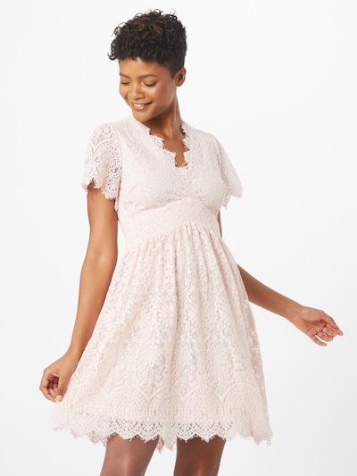 TFNC Kokteilové šaty 'YURI' - broskyňová: Pohľad spredu