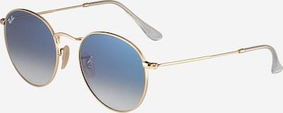 Ray-Ban Slnečné okuliare '0RB3447N 001/3F' - svetlomodrá / zlatá, Produkt