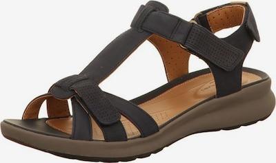 CLARKS Sandale in dunkelblau, Produktansicht