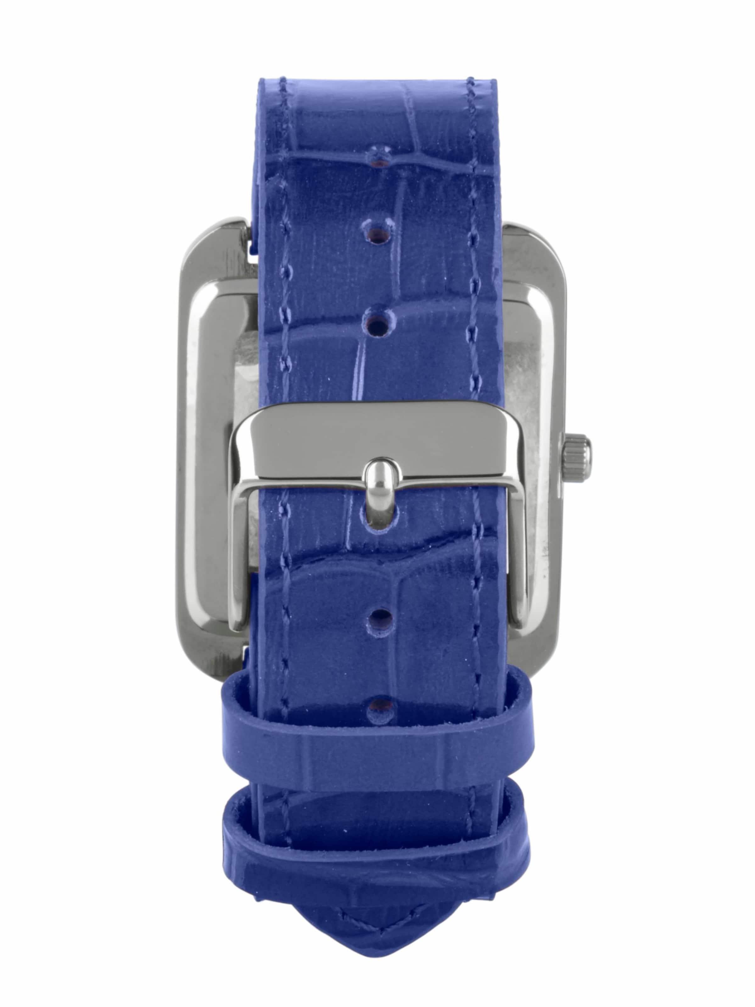 heine Armbanduhr in Krokoprägung Spielraum Komfortabel H401v6S7e