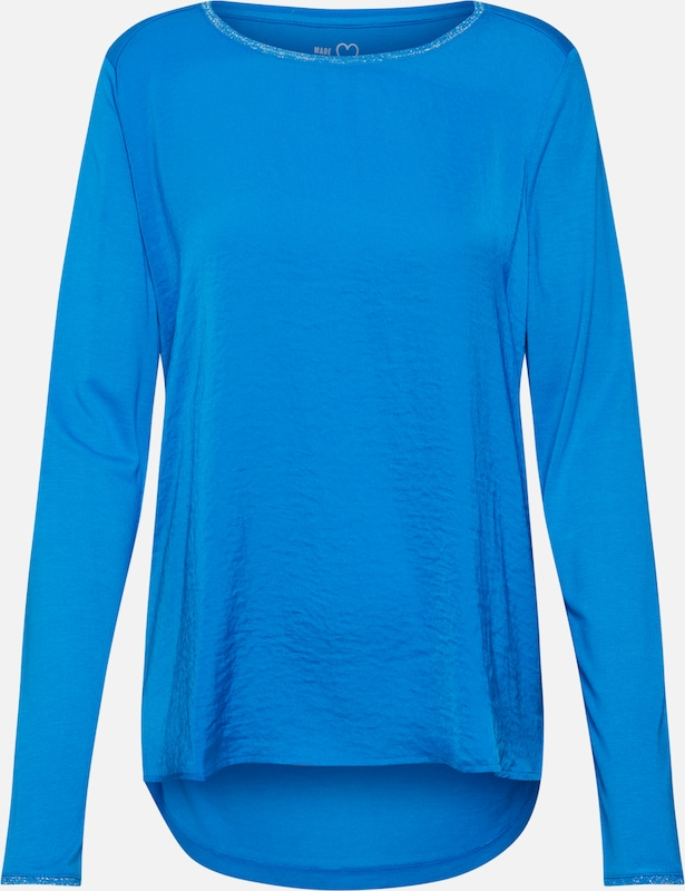 T S Red Couleurs En shirt oliver De Label Mélange y7IYbf6mgv