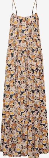 SISTERS POINT Kleid 'ISSA-DR3' in orange / rot / schwarz, Produktansicht