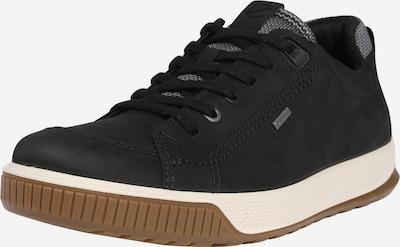 ECCO Chaussure à lacets en noir, Vue avec produit