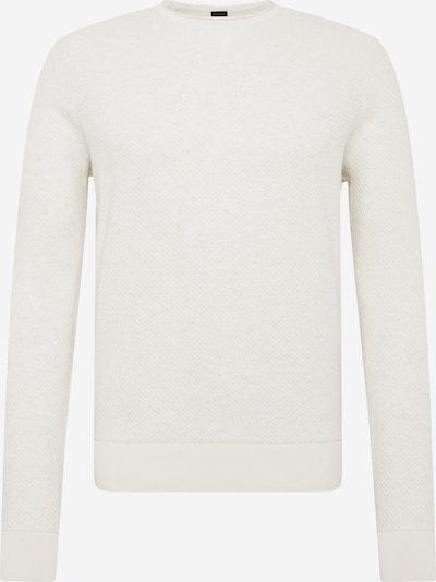 BOSS Trui 'Komasro' in de kleur Wit, Productweergave