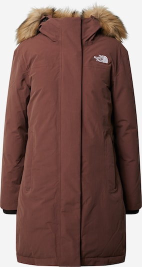 THE NORTH FACE Parka 'Arctic' in rostrot, Produktansicht