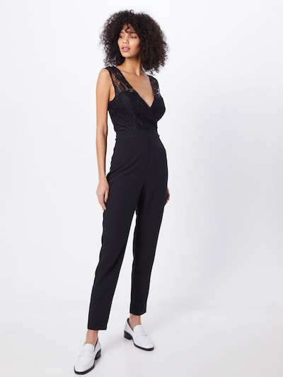 Lipsy Jumpsuit in black, View model