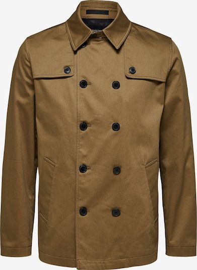 SELECTED HOMME Trenchcoat in beige, Produktansicht
