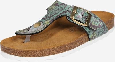 LURCHI Sandale 'OTTIE' in grün, Produktansicht