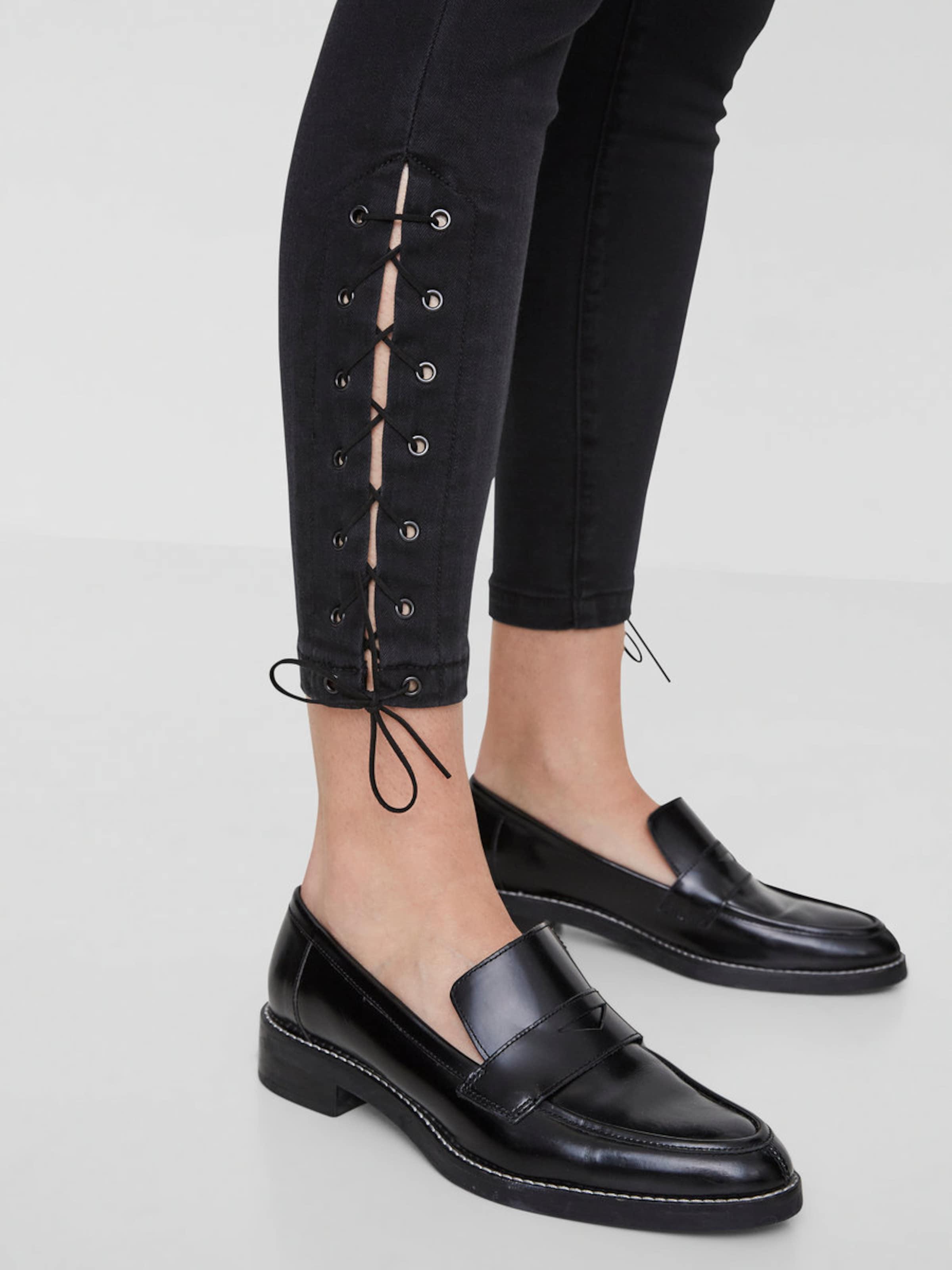 VERO MODA Jeans 'SLIM LACE UP ANKLE' Verkauf Größten Lieferanten Auslass Erhalten Zu Kaufen ThBaLT