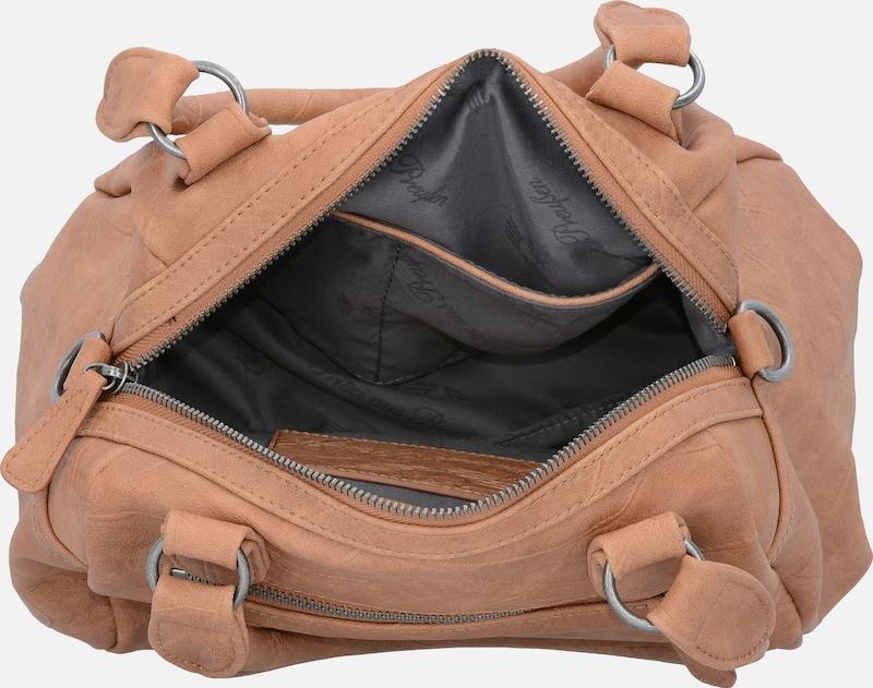 Fritzi aus Preußen Viktoria Patchwork Handtasche 25 cm