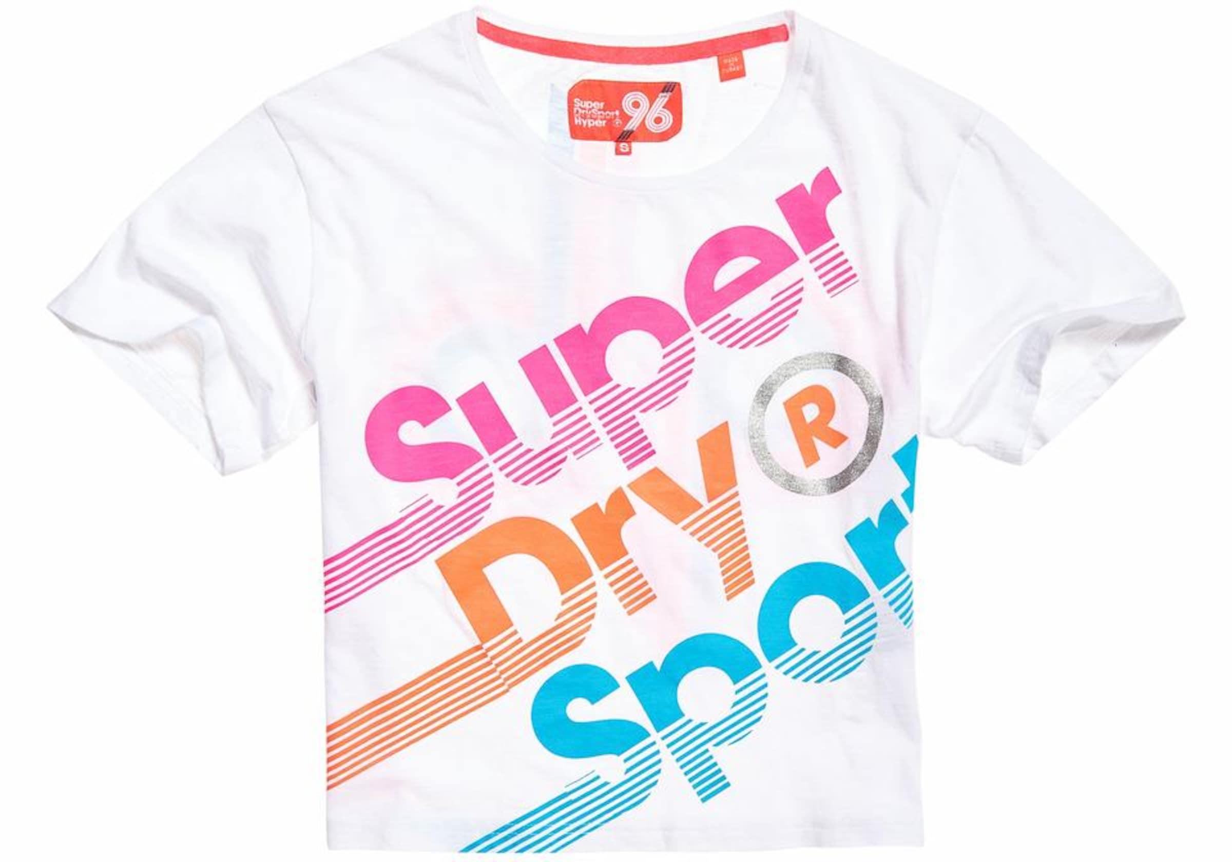 Superdry T-Shirt 'HYPER SOFT LABEL CROP TEE' Neuester Rabatt Preiswerten Nagelneuen Unisex Zum Verkauf Günstigen Preis Spielraum Brandneue Unisex lWr3vrO