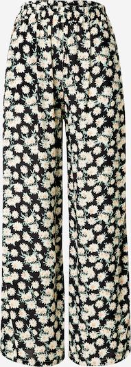 Zwillingsherz Hlače 'Victoria' u miks boja / crna / bijela, Pregled proizvoda
