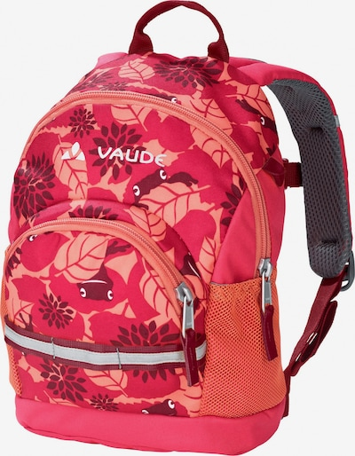 VAUDE Rugzak 'Minnie 5' in de kleur Pink / Grenadine, Productweergave