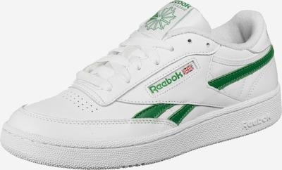 Reebok Classic Sneakers laag in de kleur Groen / Wit, Productweergave