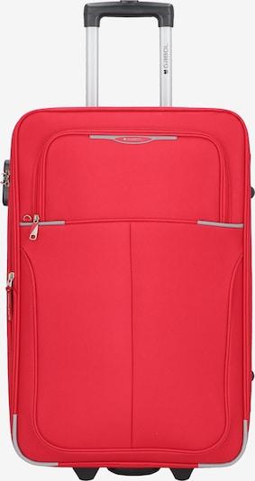Gabol Trolley in rot, Produktansicht