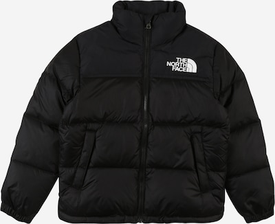 THE NORTH FACE Sportjacke '1996 Retro Nuptse' in schwarz / weiß, Produktansicht