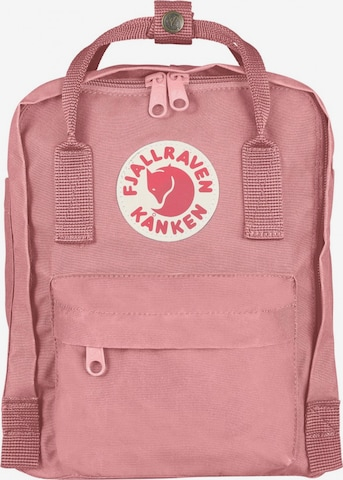 Fjällräven Rucksack 'Kånken 16 Mini' in Pink