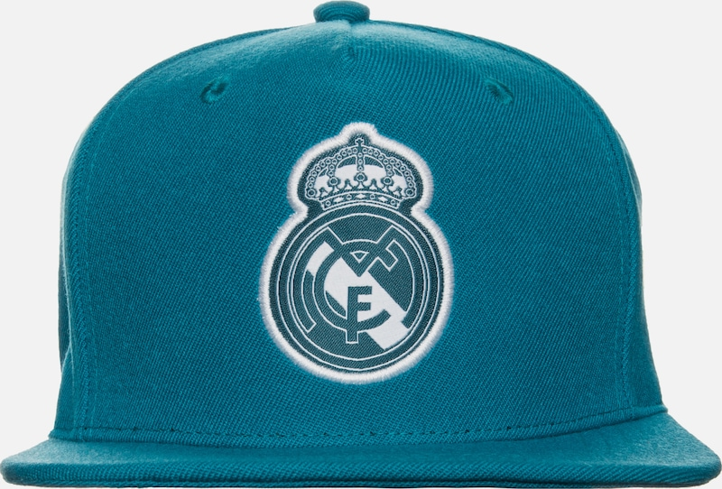 Casquette Snapback real Madrid Flat Adidas Performance