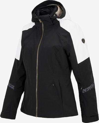ZIENER Skijacke 'Trine' in schwarz, Produktansicht