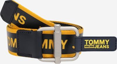 Tommy Jeans Gürtel in gelb / mischfarben, Produktansicht
