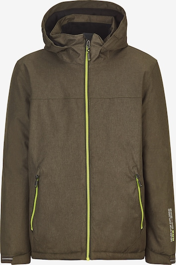 KILLTEC Funktionsjacke in khaki, Produktansicht