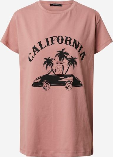 Trendyol T-shirt oversize en rose, Vue avec produit
