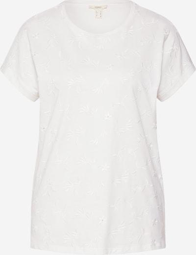 ESPRIT Koszulka 'CORE' w kolorze offwhitem, Podgląd produktu