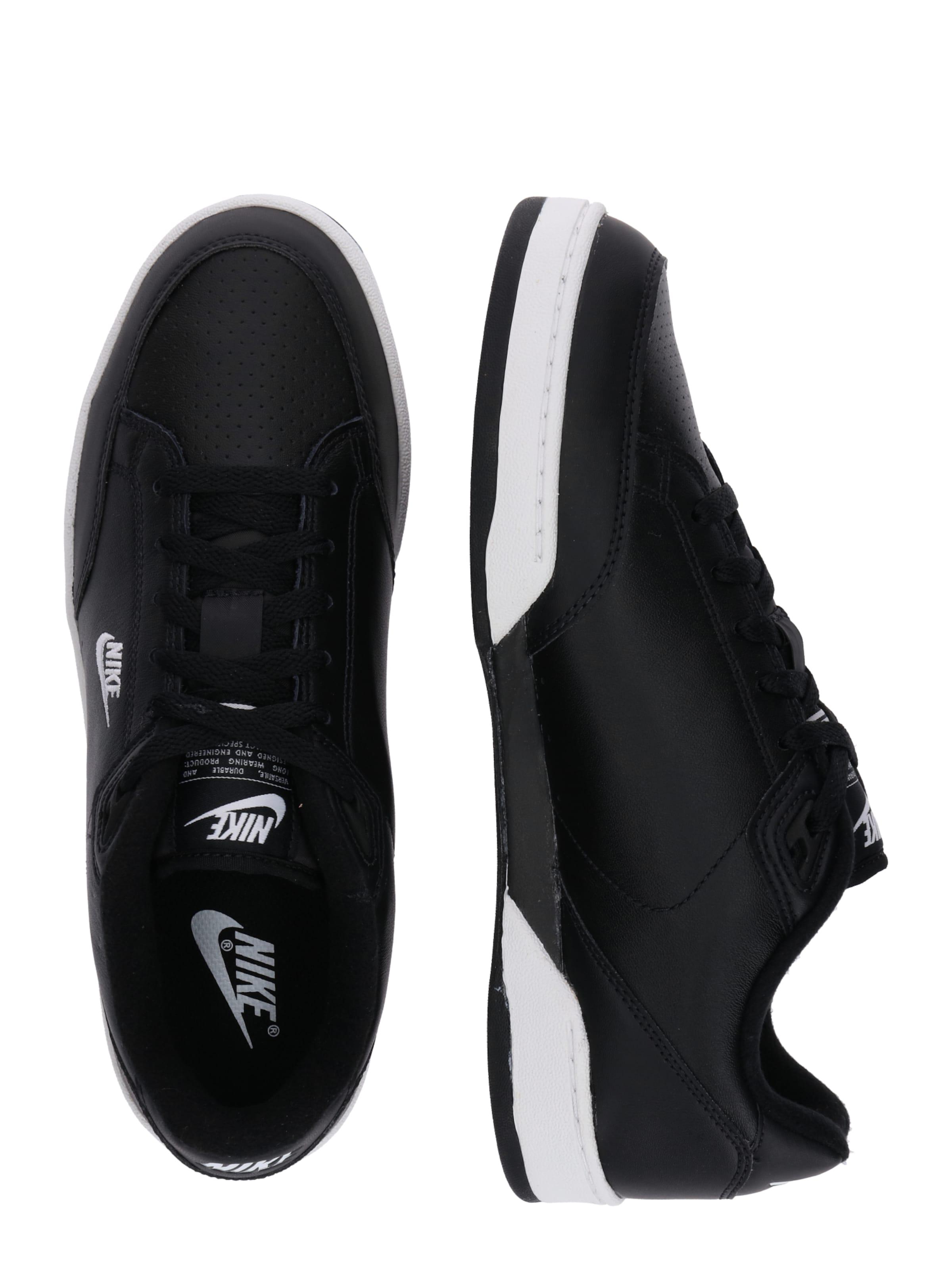 SchwarzWeiß In Sneaker 'grandstand Nike Shoe' Ii Sportswear W9IbHeEYD2